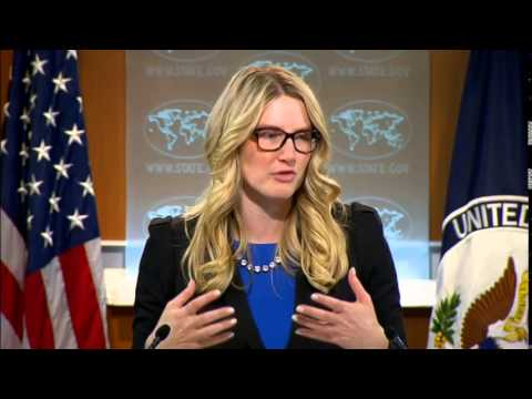 Daily Press Briefing:  April 17, 2014