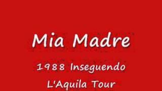 Mango - Mia Madre Live 1988