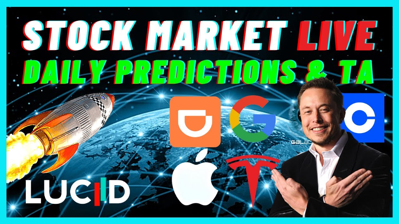 Download 🔴[LIVE] WHAT'S NEXT FOR THE STOCK MARKET THE COMING WEEK?!🔥 | COVERING GROWTH STOCKS!!📈