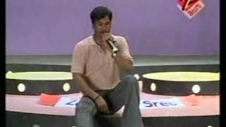 Telugu Mimicry ( Harikrishna )  imitating Saikumar from Police story
