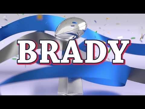Brady (Gnarls Barkley Parody) Young Jeffrey's Song of the Week