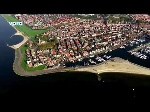 Flevoland van boven