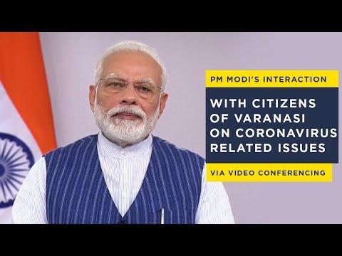 PM Modi's interaction