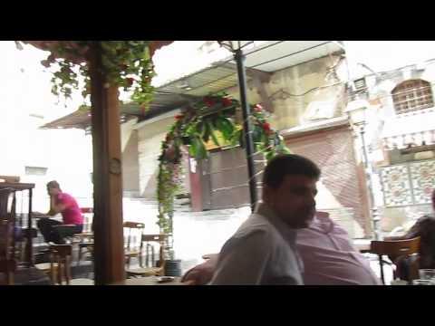 Damascus Coffee shop