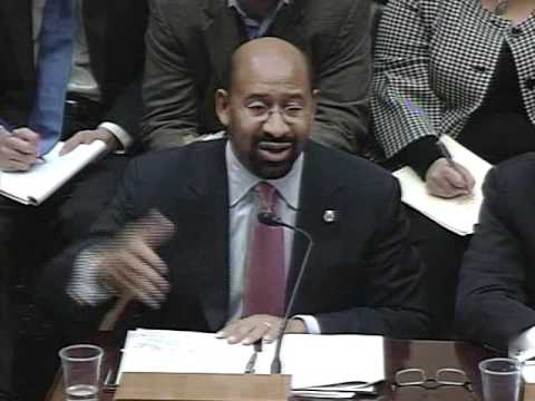 """January 15th, 2009: Select Committee Hearing, """"Stimulus Package and Energy"""""""