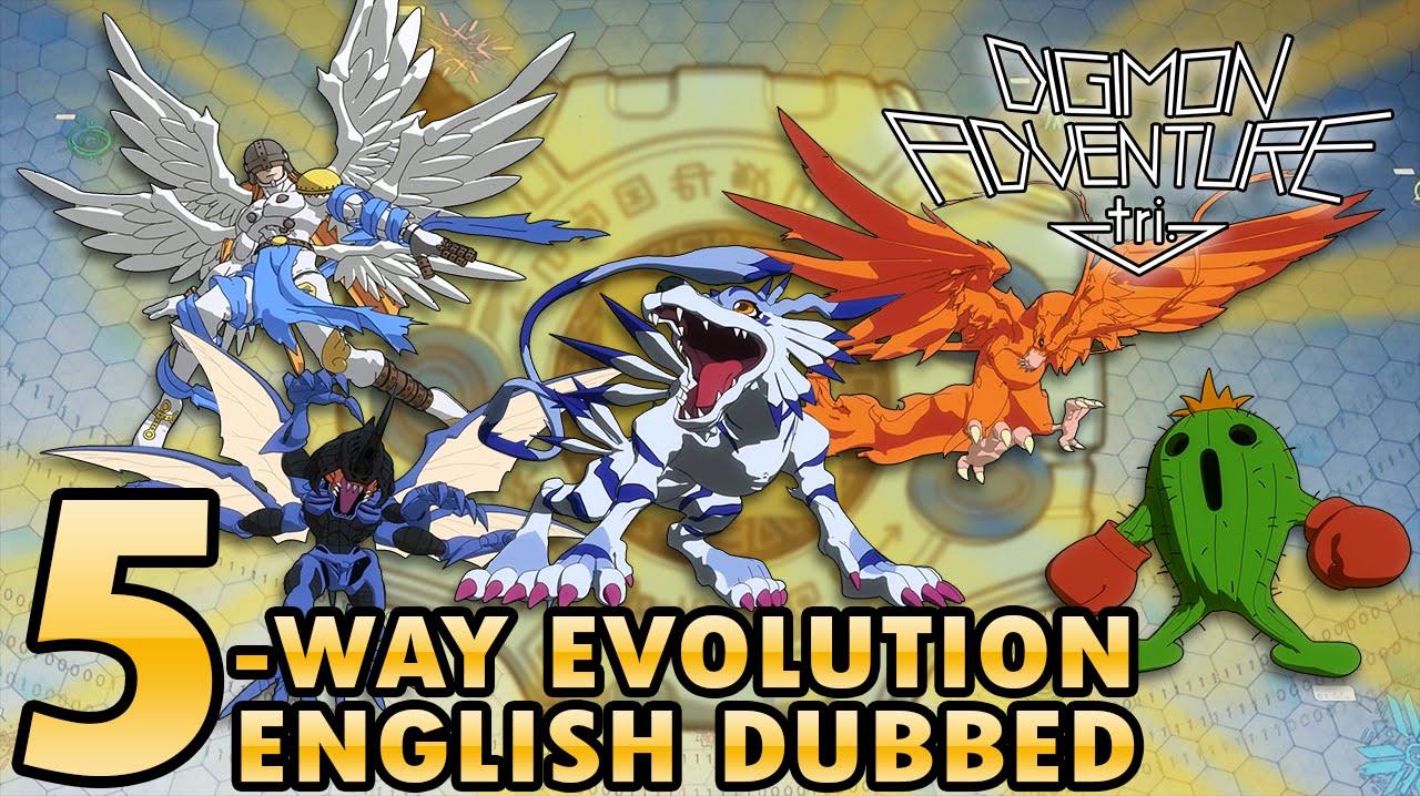 Digimon Adventure Tri 5