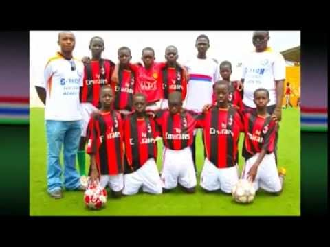G-Tech Africa Football Projects in The Gambia West Africa