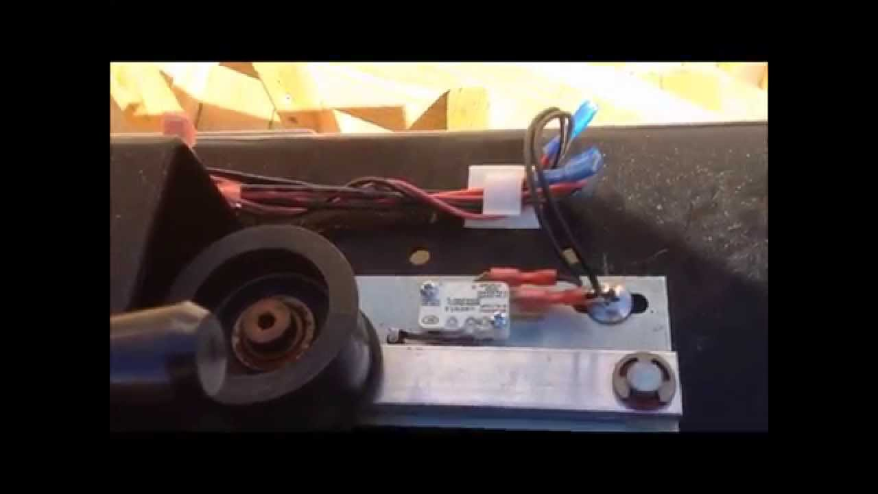 how to replace motor and relay on wheelchair lift hercules ii 750