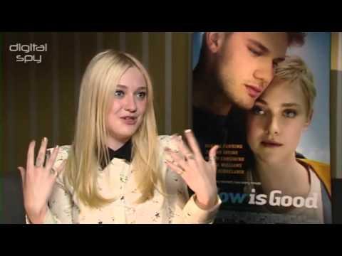 Dakota Fanning 'Now Is Good' interview