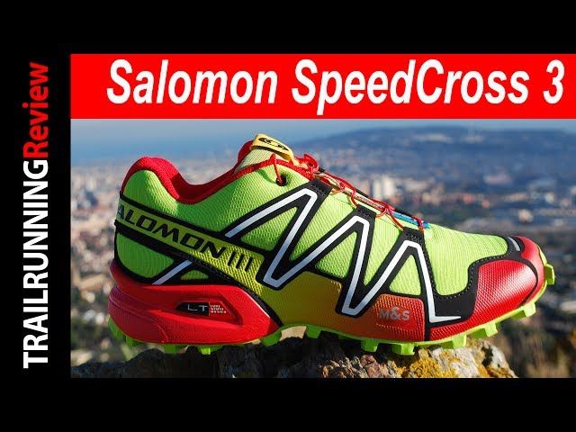 salomon speedcross 3 foroatletismo resultados