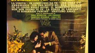 Luis Enriquez e la sua orchestra LA FORZA DI LASCIARTI (Romano Frigeri al sax)