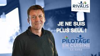 Témoignage Client Rivalis - Christophe, restaurateur (33) - Pilotage en cuisine