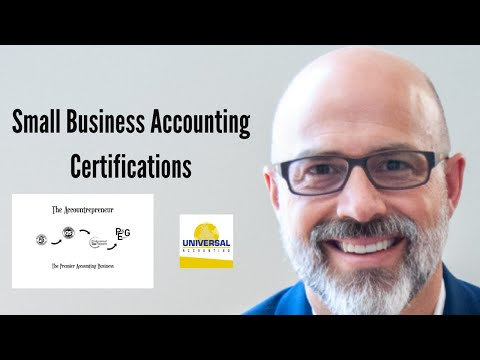 Small Business Accounting Certifications