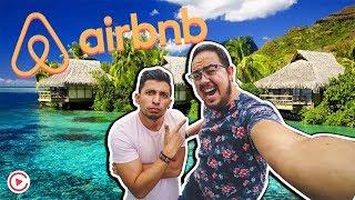 Gambar cover 4 hospedajes a BAJO COSTO | Los mejores AIRBNB del Ecuador