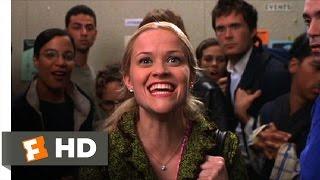 Legally Blonde (8/11) Movie CLIP - Awarded An Internship (2001) HD