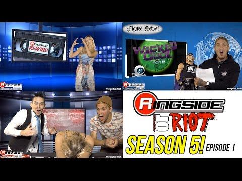 Download Ringside Or Riot - Season 5 Premiere! Episode 1 (S05 E1)