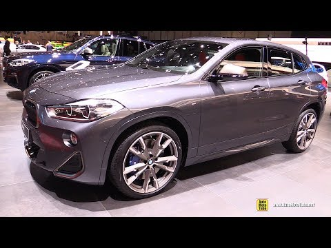 2019 BMW X2 M35i xDrive - Exterior and Interior Walkaround - 2019 Geneva Motor Show
