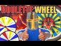 Roulette Wheel►Sliding FTW!►Monster Hunter World