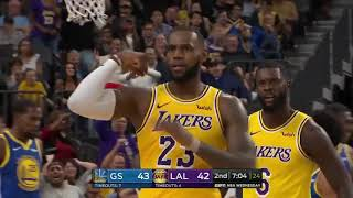 Lebron's Best Moments As A Laker