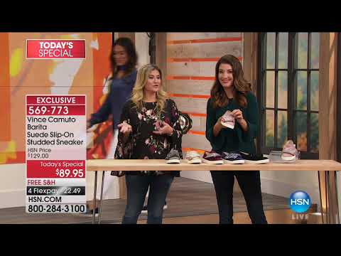 HSN | Vince Camuto Collection 10.10.2017 - 04 PM