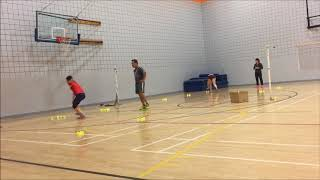 Badminton YMCA West Island Training