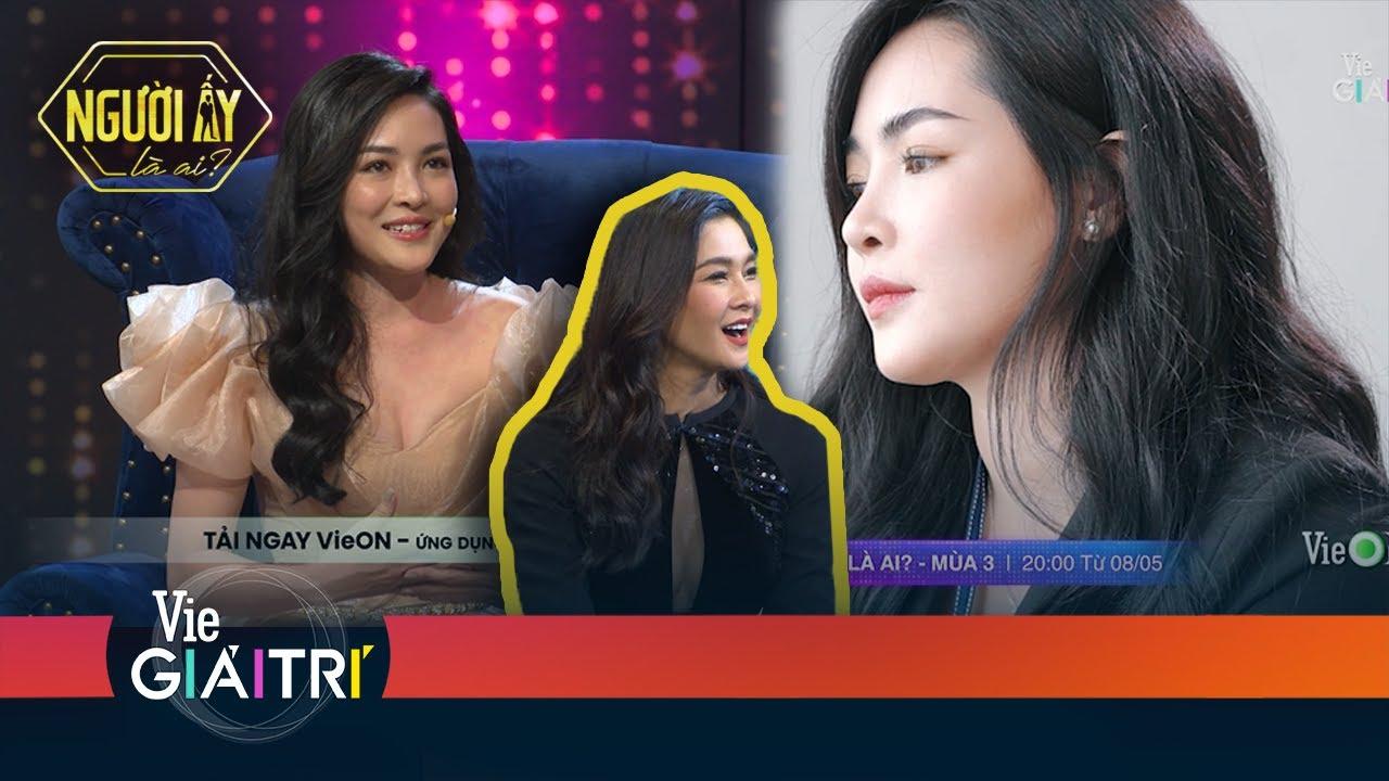 Cả showbiz phát sốt với nữ chính xinh như Hương Giang | #1 NGƯỜI ẤY LÀ AI – MÙA 3