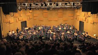 Music - Thornden Community Wind Band and Warsash Band, October 2017