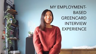 Download My EB3 Employment based Greencard (AOS) Interview
