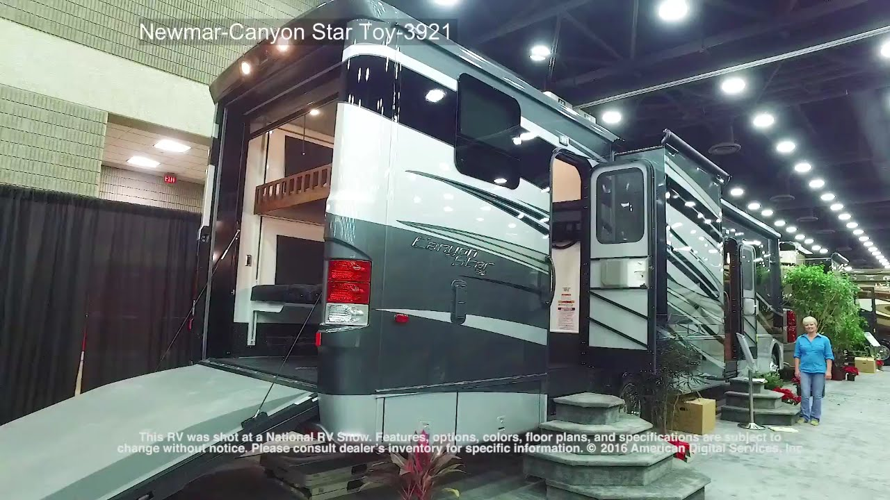 Newmar Canyon Star Toy 3921