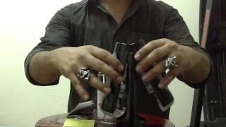 Repeat youtube video Review Tenga Flip Hole Black (จิ๋มกระป่องรุ่นล้างได้)