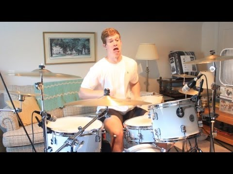 One Direction - Best Song Ever - Drum Cover (with drum solo)