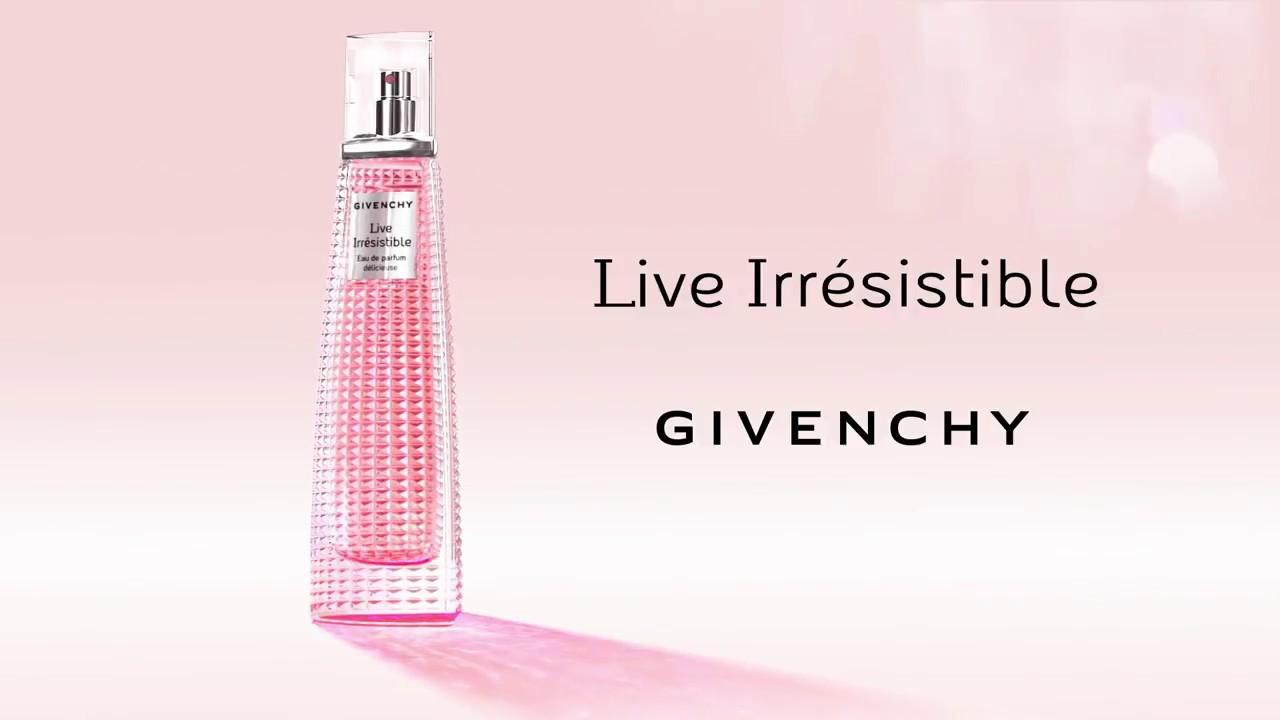 De Eau Délicieuse Parfum Live Irrésistible 3LA5R4j