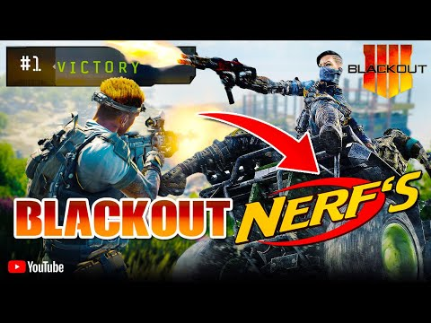 BLACKOUT NERF'S ARE COMING!!! (15,200+ Kills - 10+ K/D - 425+ Wins) Call Of Duty: Black Ops 4 thumbnail
