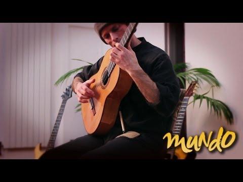 Mundo Guitar Support
