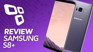 Samsung Galaxy S8+ - Review / Análise Android - TecMundo