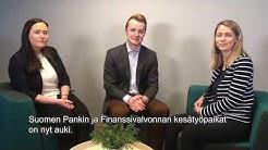 Kesätöihin Suomen Pankkiin 2019