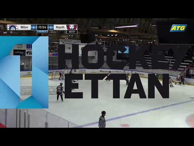 TVGOIS1 - Höjdpunkter Mörrum Hockey - Hanhals IF