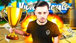 🔴 JE TENTE LA QUALIFICATION COUPE DU MONDE SOLO SUR FORTNITE BATTLE ROYALE !!!