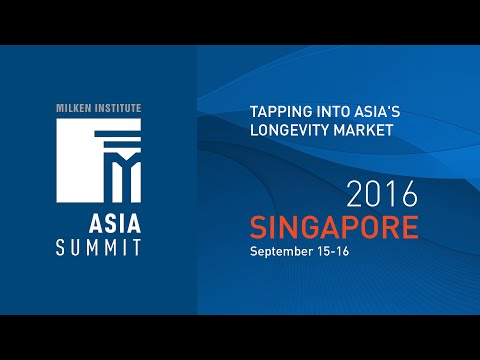 Tapping Into Asia's Longevity Market