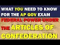 1.5 From the Articles to the Constitutional Convention AP GoPo Redesign