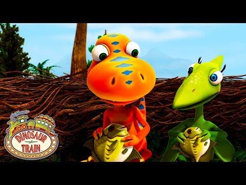 Dinosaur Train Episodes 3 & 4   Full Episode   Dinosaur Train
