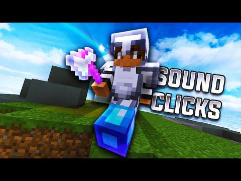 HYPIXEL SKYWARS SOUND CLICKS (v3) Your Videos on VIRAL CHOP VIDEOS
