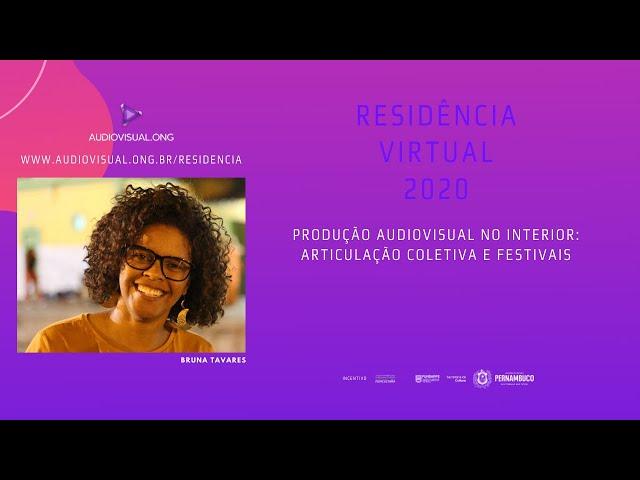 Produção audiovisual no interior: articulação coletiva e festivais
