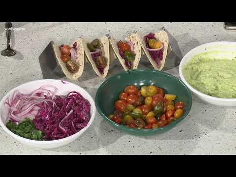 Chef Kevin Belton's Fish Tacos And Creamy Avocado Sauce