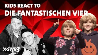 Kinder reagieren auf die Fantastischen Vier