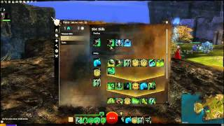 GUILD WARS 2 NECROMANCER Overview | Skills, Utilities, Elites with COMMENTARY BETA