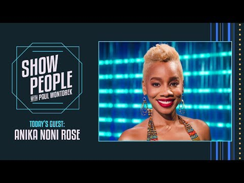 Show People with Paul Wontorek: Anika Noni Rose of CARMEN JONES