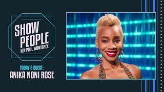 Show People with Paul Wontorek: Anika Noni Rose of CARMEN JONES