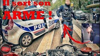 MOTARDS vs POLICE 18