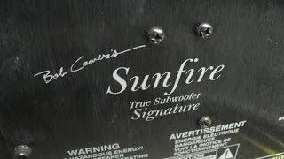 Sunfire 12in recone by Robot Underground